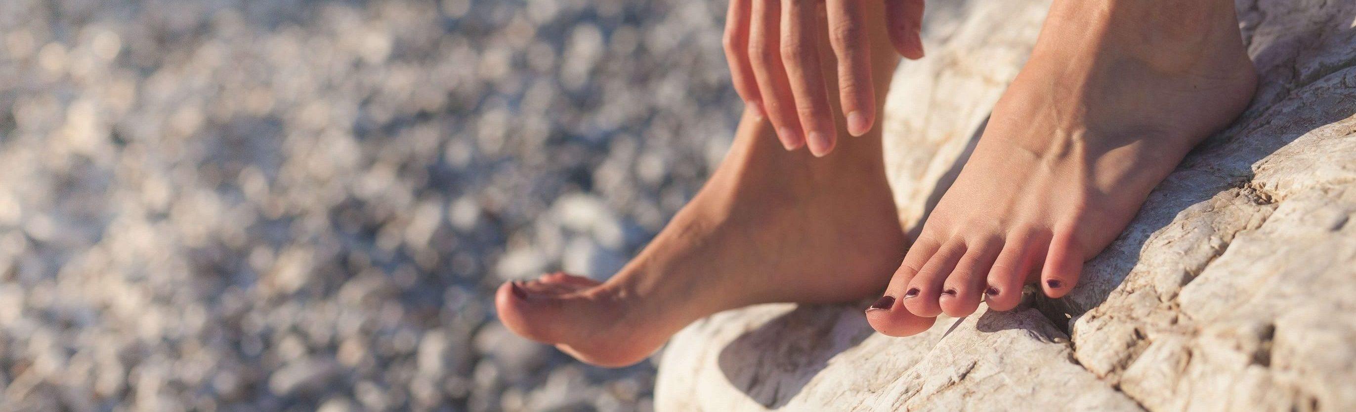 diabetes tintelende voeten